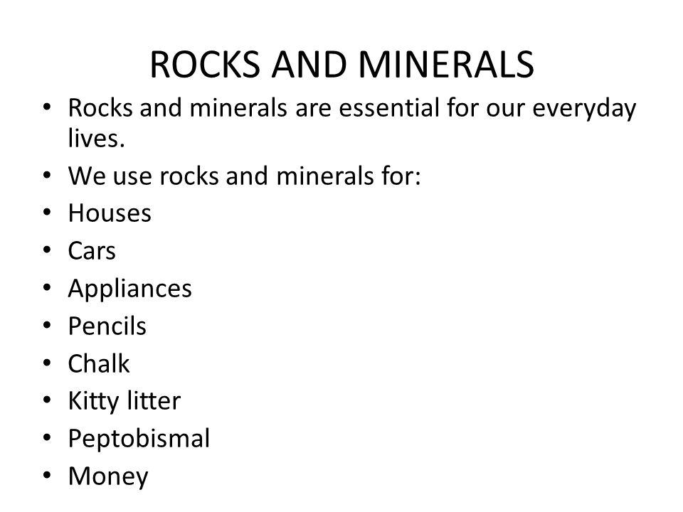 How Do We Use Natural Resources? - ppt download