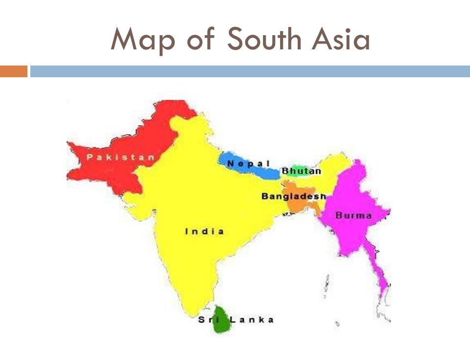 South Asia Physical Features ppt video online download