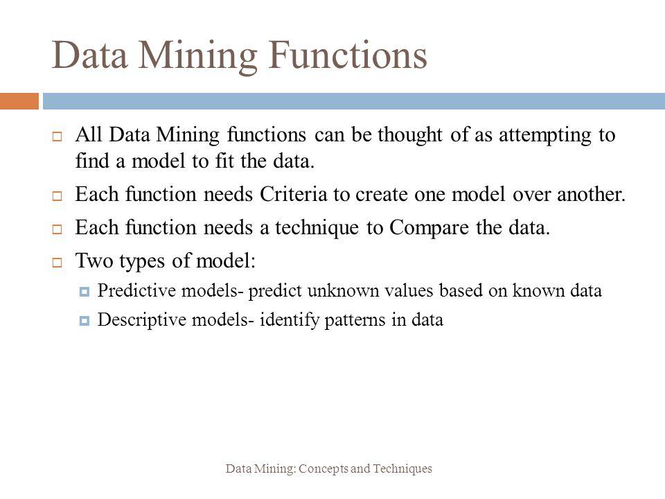 5 Data mining applications - Expert System