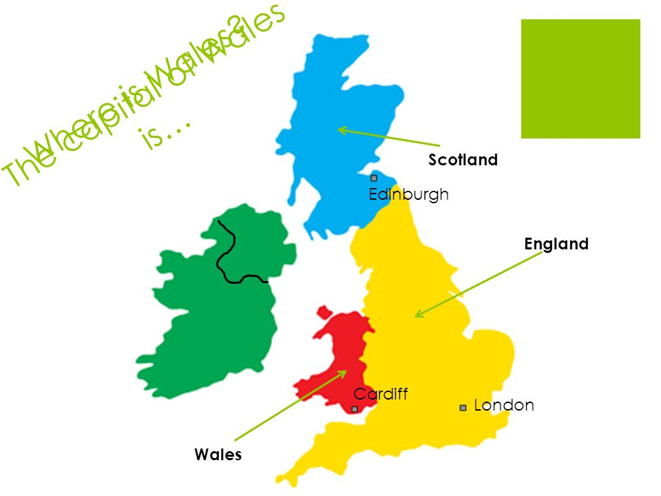 I Can Label The Map Ppt Video Online Download - Where is wales