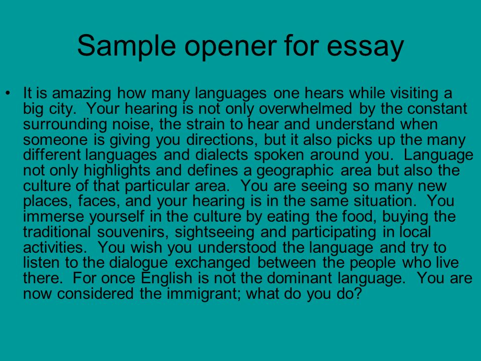 writing directions for essay questions This study guide addresses the topic of essay writing these lists suggest questions to ask of your writing when you are writing essays tour writing.