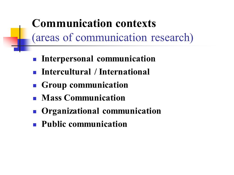 a study on interpersonal communication technology Keywords: information-communication technology, romantic relationships,  interpersonal  studies have revealed that interpersonal communication and.