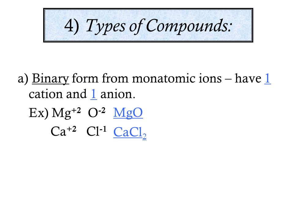 Ch 5 & 6: Bonding, Formulas and Naming Notes - ppt download