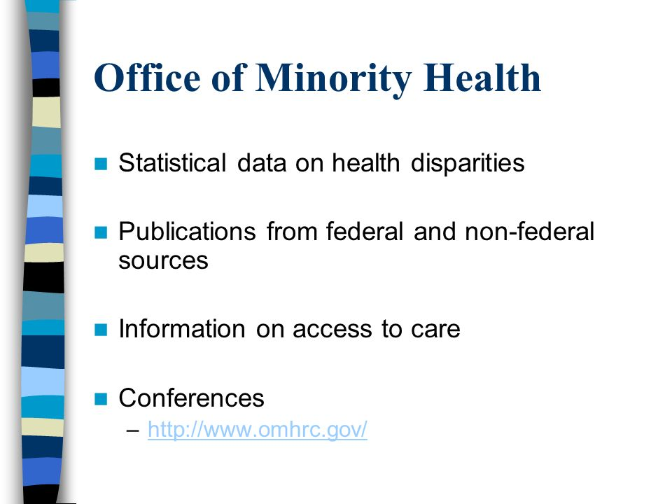 Disparities in access to health care