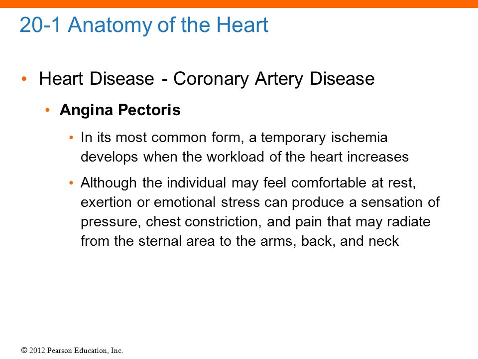 can stress cause coronary heart disease Arrhythmias, and heart infections symptoms of heart disease  coronary arteries that has yet to cause heart  with a stress test to look at heart .