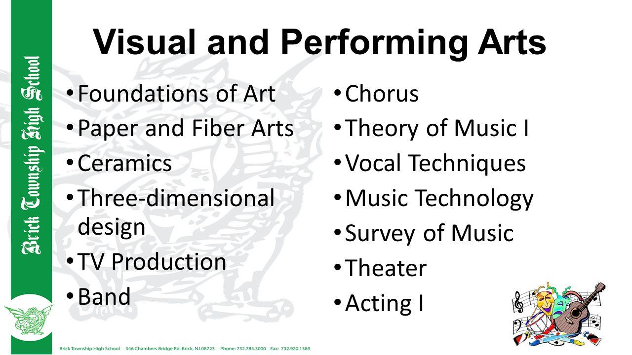 performing and visual arts paper Creating, performing, and participating in the visual arts students apply artistic processes and skills, using a variety of media to communicate meaning and intent in original works of art.