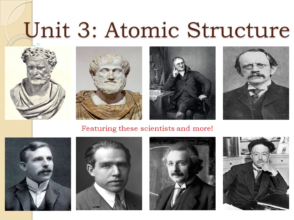 Unit 3 atomic structure ppt video online download unit 3 atomic structure ccuart Images