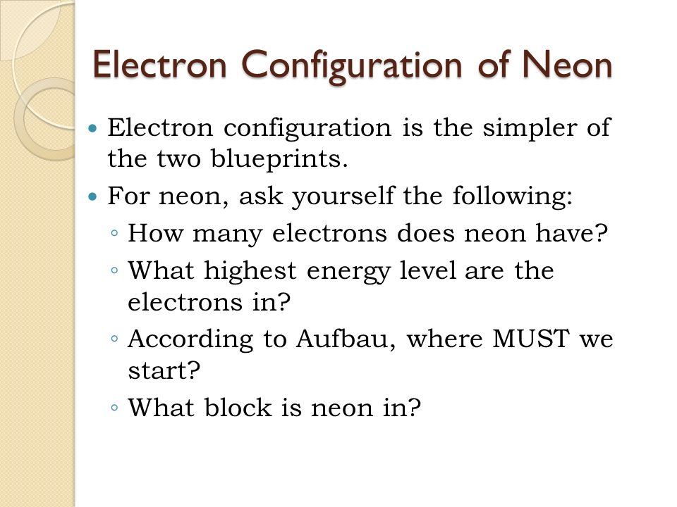 How Many Electrons Does Neon Have 92924 | SOFTBLOG