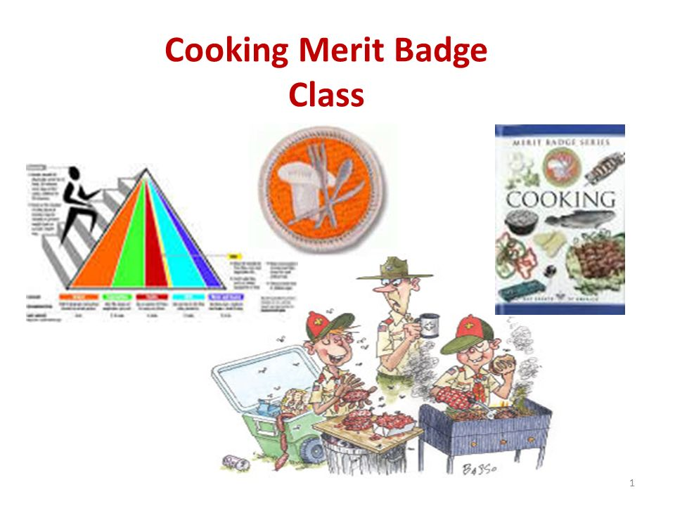 Cooking Merit Badge Class ppt download – Cooking Merit Badge Worksheet