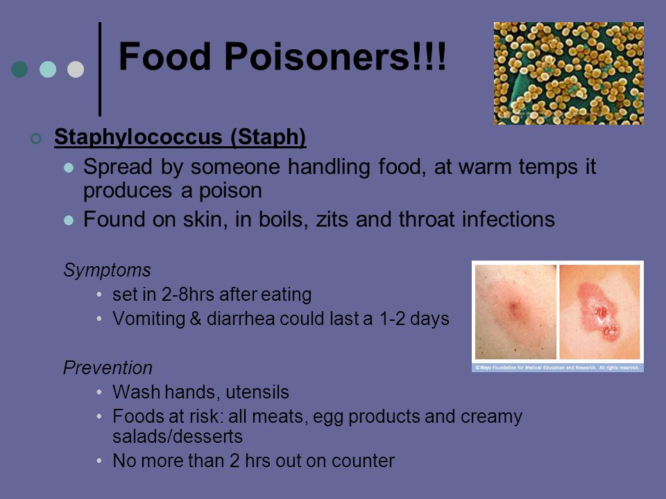 Food safety hfn 2o ms laurie ppt video online download for Diarrhea after eating fish