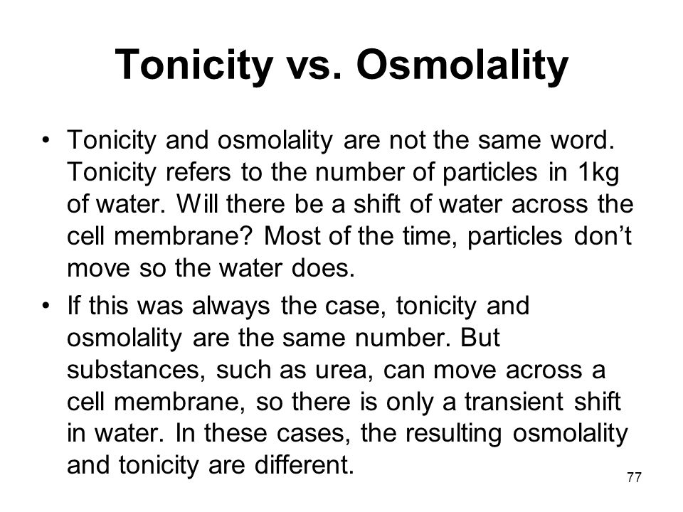 difference between molarity and molality pdf