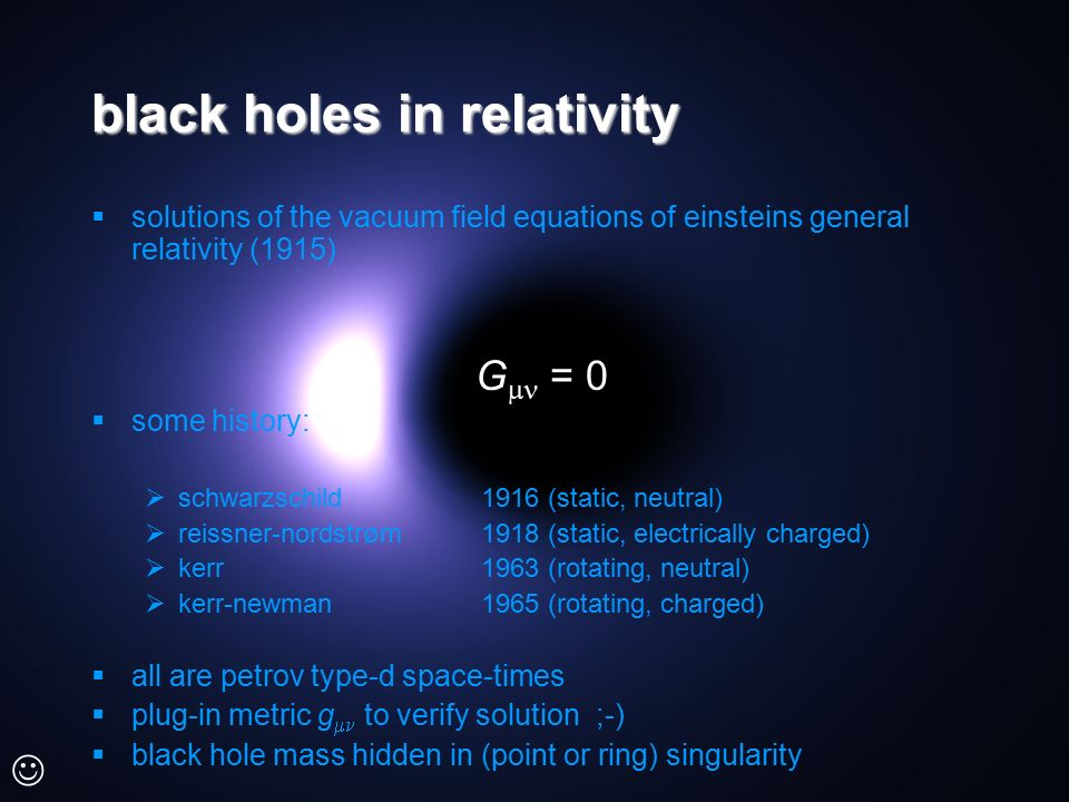 black holes have no hair - photo #12