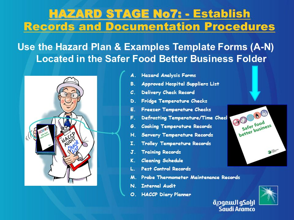 Introducing A Food Management System For Hospitals Haccp