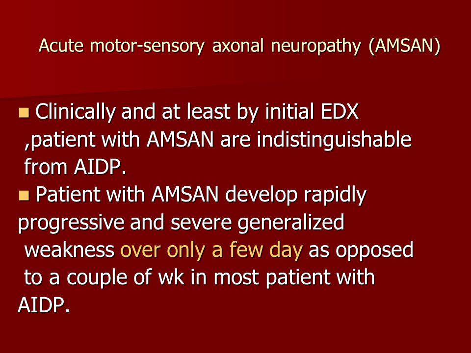 Progressive motor neuropathy for Hereditary motor sensory neuropathy treatment