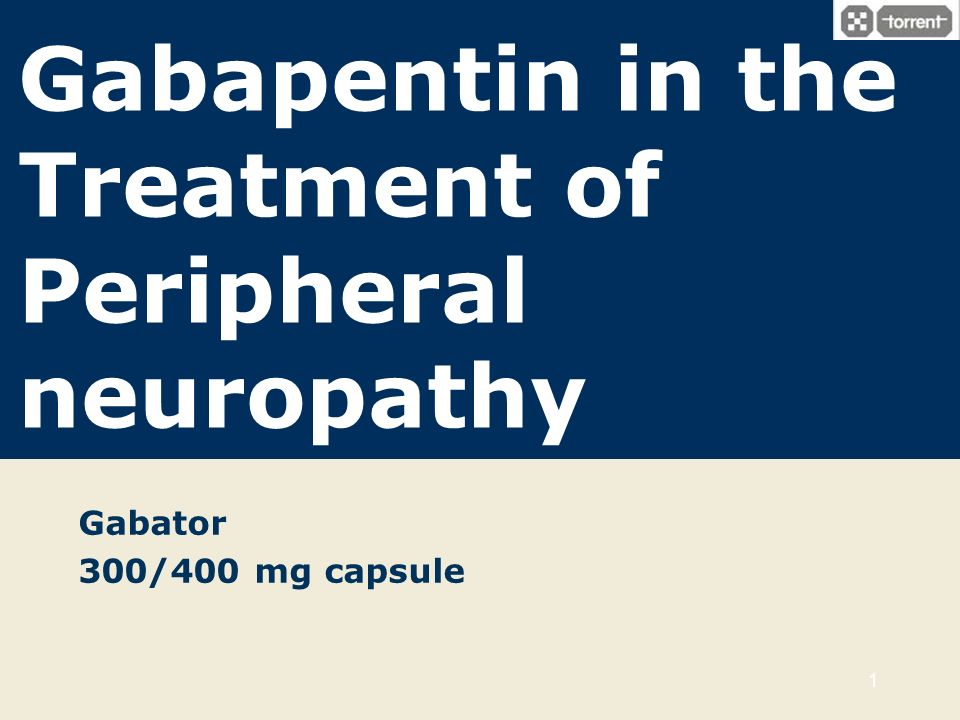 Neurontin Dosing For Pain Management