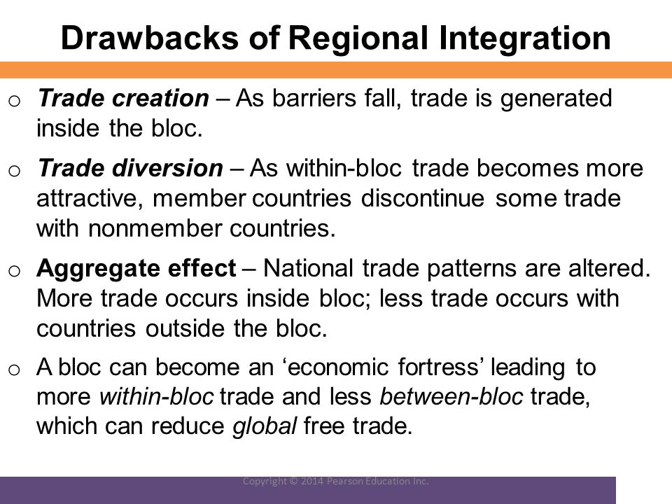 globalization and the trading blocs between countries 411 eu relations trade with other regional trading blocs/countries  a trade bloc  is a preferential trade agreement between a range of nations, aimed at  p k  jalan, industrial sector reforms in globalization era (sarup & sons, 2004), 255.