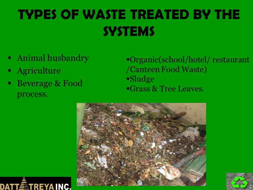 restaurant compost compact waste recycling system ers ppt video online download