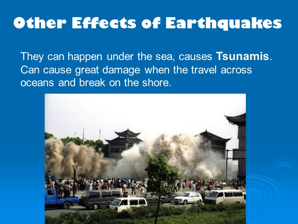 Topic 5: Earthquakes. - ppt video online download