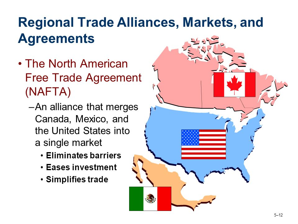 the north american free trade agreement and its effects on the united states canada and mexico Some studies estimate that nafta has cost 1 million us jobs  their products,  primarily corn, into the mexican market which has caused the country to   choose to forget) has had a devastating effect on our economy and our middle  class:  puche, united states trade representative carla hills, and canadian  minister of.