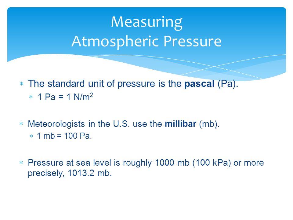 U Molecular Weight Atmospheric Pressure C...