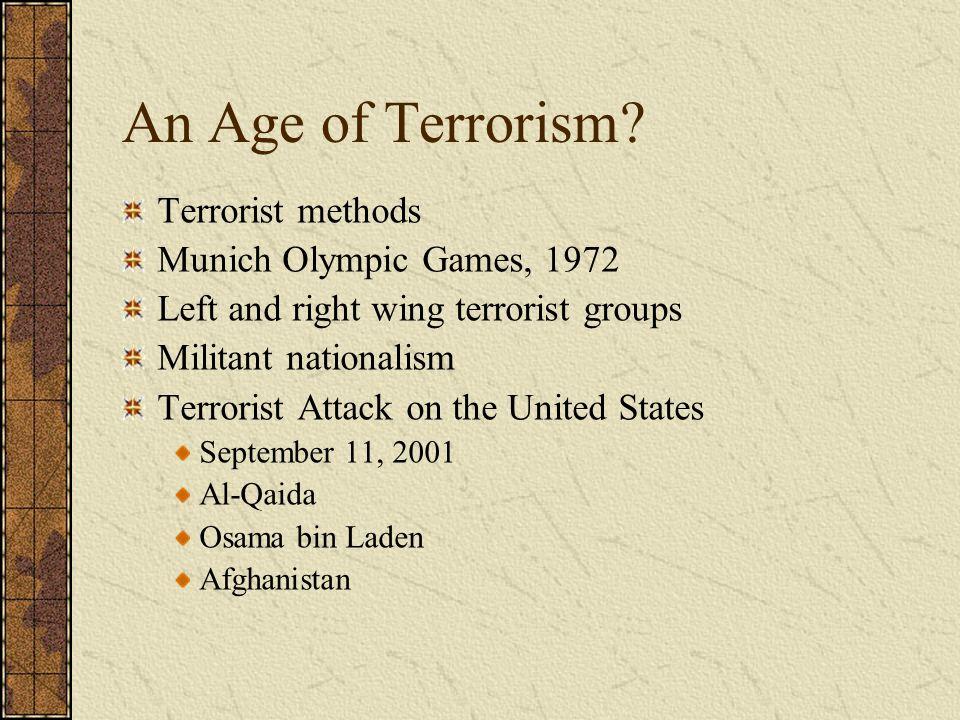 The Methodology Of Terrorism  Essay Example  Jmtermpaperqldkqranime The Methodology Of Terrorism