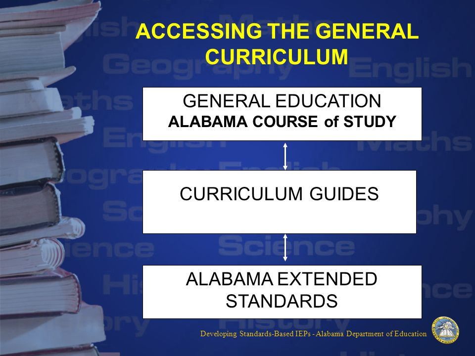 An analysis of the general standards of education in america
