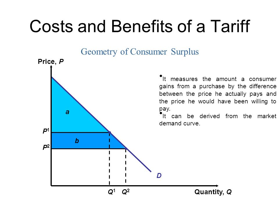 benefits of tariff Trump's tariffs, far from being the end of the liberal economic order, may  world  economic conditions and domestic industrial advantages that.