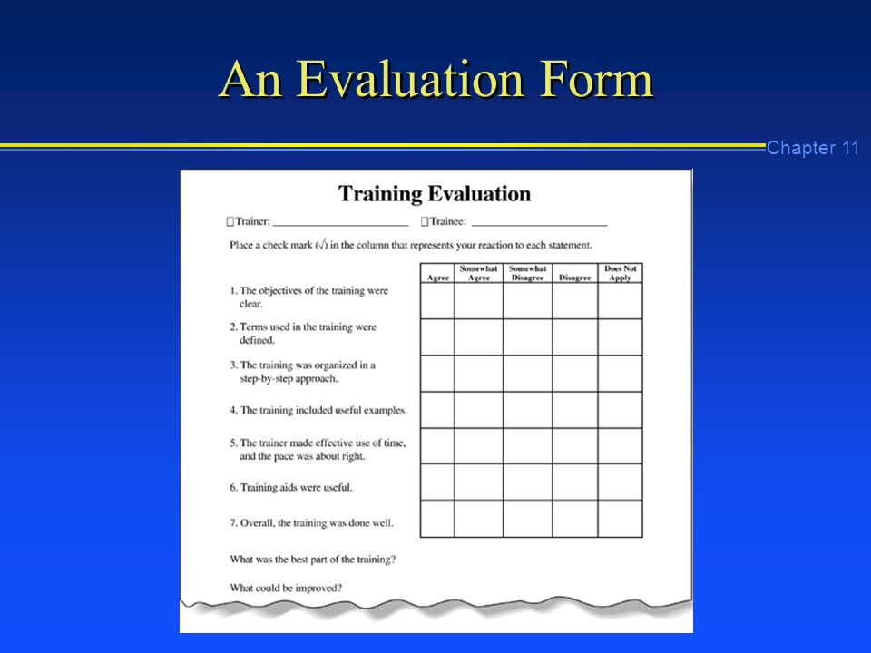 Chapter 11: Training Computer Users - Ppt Video Online Download