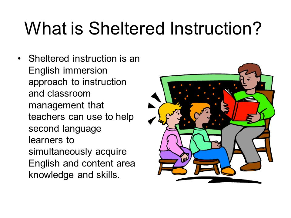 sheltered english immersion research paper