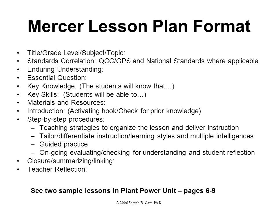 Instructional Units Lesson Plans Ppt Video Online Download - Robert marzano lesson plan template