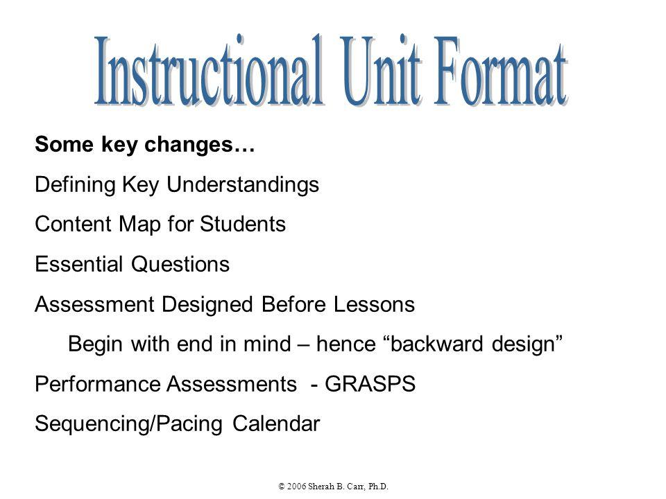 Instructional Units & Lesson Plans - Ppt Video Online Download