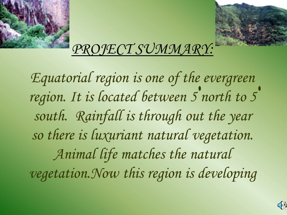 human life on equatorial region Hot, wet equatorial climate (physical and human geography) examrace  wet equatorial climate equatorial region @4:21  life & development.