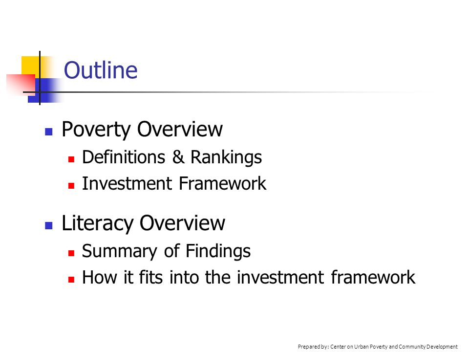 poverty literacy An examination of education and poverty from children's own perspective, focusing on reading and writing proficiency as a potential route out of poverty these research studies provide rich descriptions of children's own literacy experiences, generating data that is not easily accessible to.