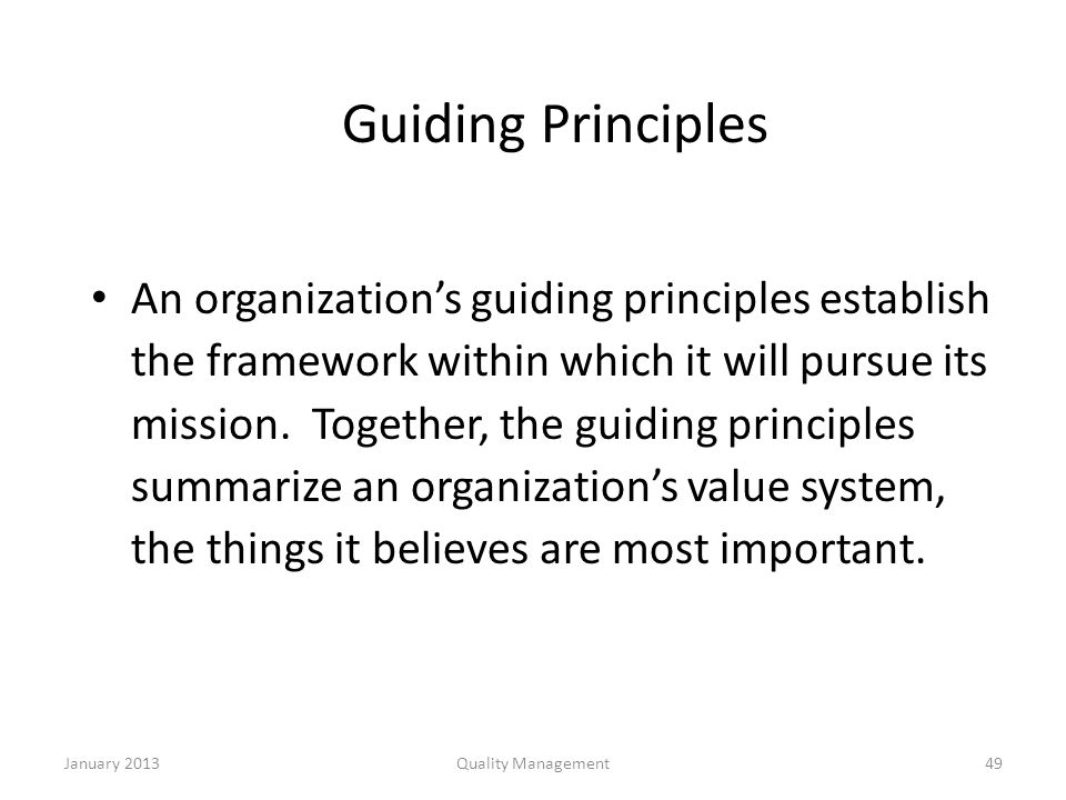 Organizational frame bending principles for managing