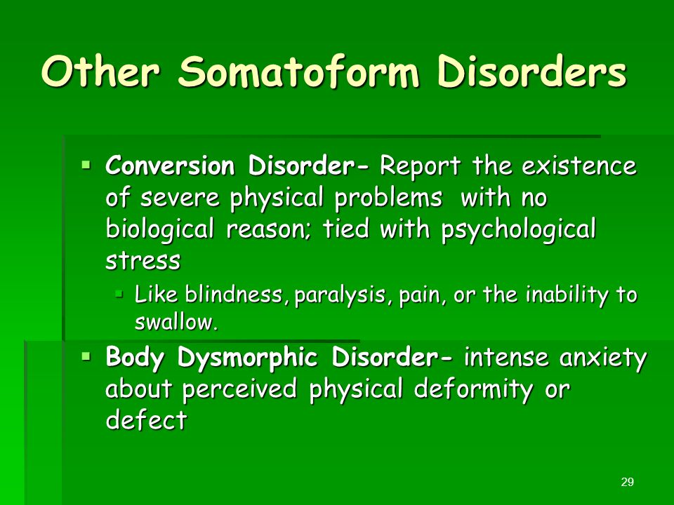 an analysis of the causes of psychological disorder (also called mental disorder or psychological disorder) that abuse can be one of the causes for the disorder chapter outline author: david.