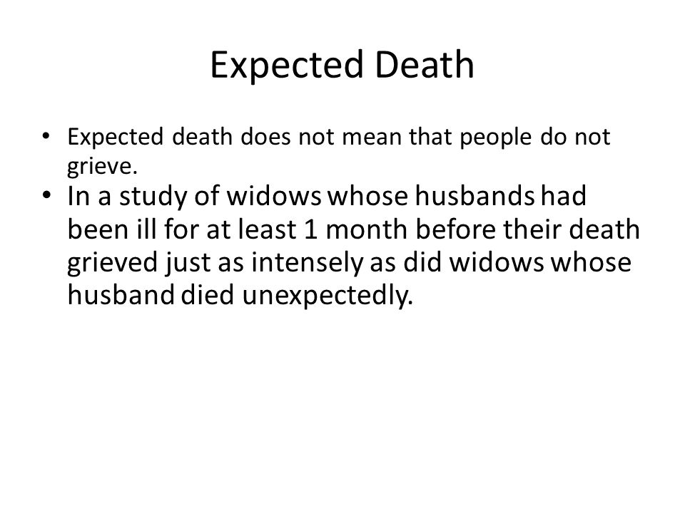 dating someone whose partner died When someone you know—a friend, extended family member, colleague, or  acquaintance—has experienced the death of someone close to him or her, it is a .