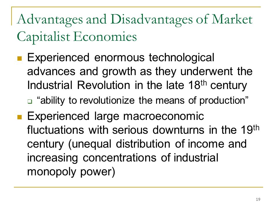 What Were the Benefits of the Industrial Revolution?
