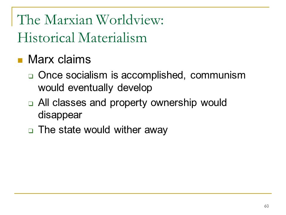 essays on historical materialism Start writing remarkable essays with radical historical change is production, which is the reason why it is the central concept to historical materialism.