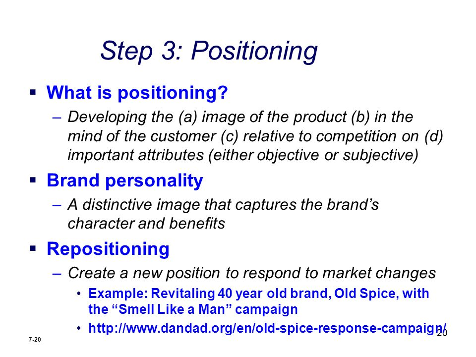 Ch. 7 Target Marketing Strategy: Selecting and Entering a Market ...