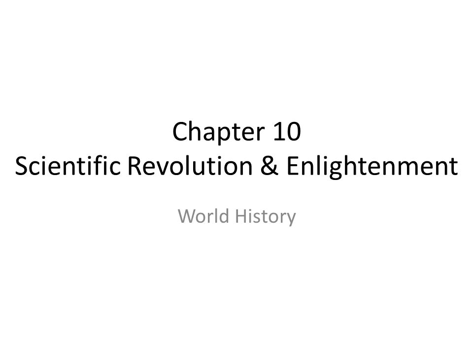 a history of scientific revolution in mankind Read the structure of scientific revolutions 3e book reviews & author details  and more at amazonin free delivery on  sapiens: a brief history of  humankind.