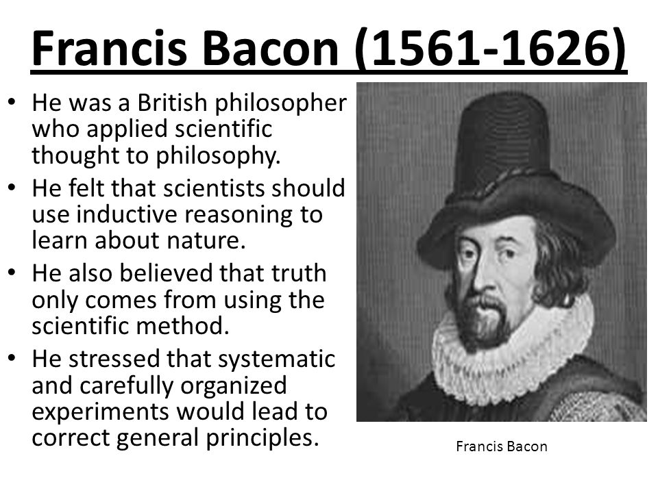 Francis bacon s utilitarian philosophy in essays