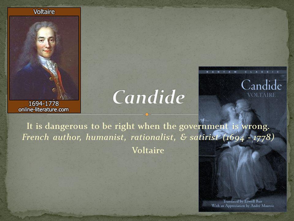 candide free online