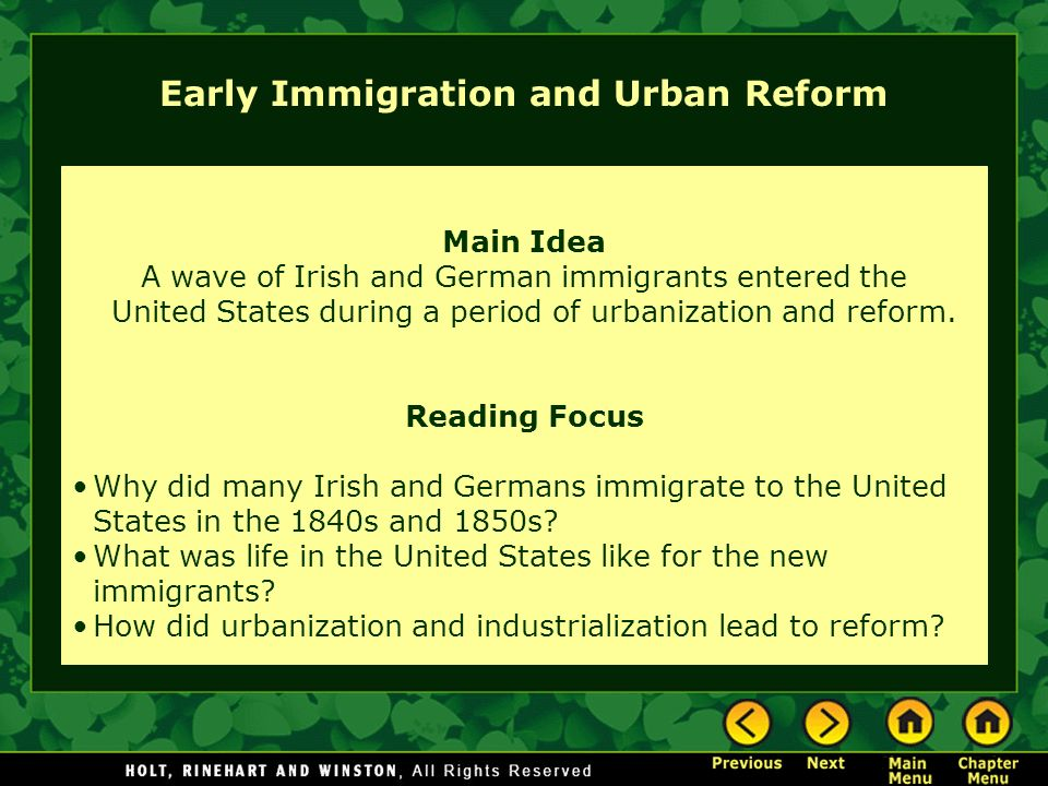 a history of the early german immigrants in the united states The 1950s and 1960s, over 800,000 germans migrated to the united states  another  the first difference between germans' vergangenheitsbewältigung in.