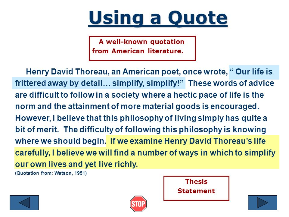 an introduction to the life and literature of henry david thoreau Introduction henry david thoreau (b 1817–d 1862) was given the name david henry at birth, outside concord, massachusetts, on the farm of his maternal grandmother.