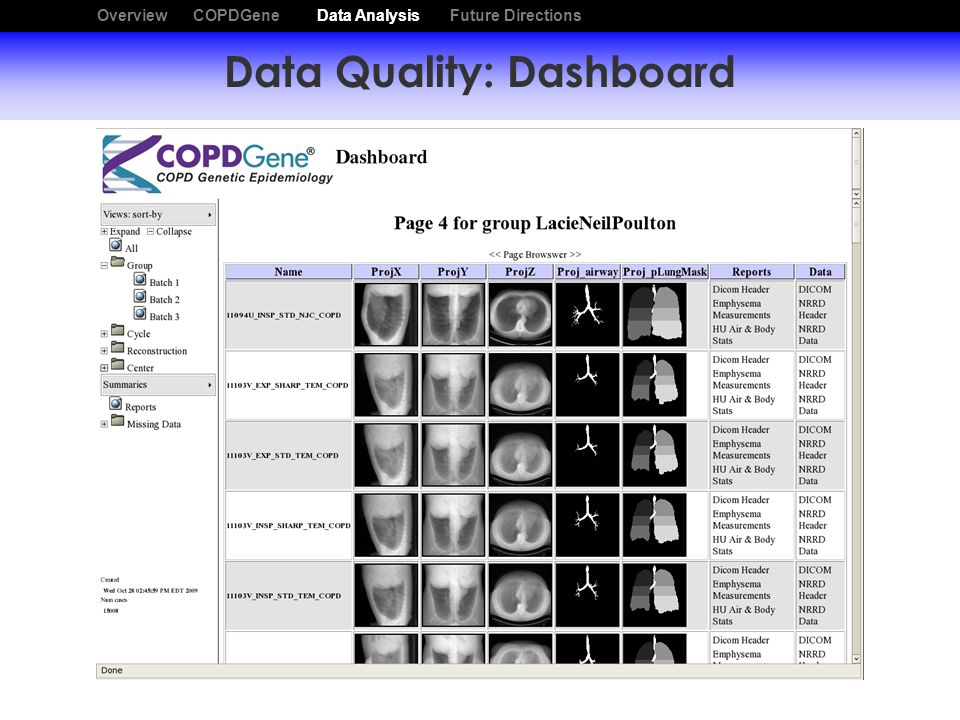 Copdgene 174 Genetic Epidemiology Of Copd Ppt Video