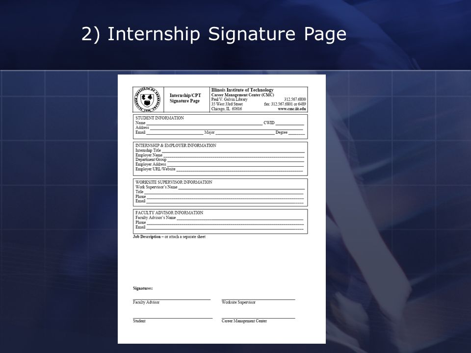 Introduction To Co-Ops & Internships - Ppt Download