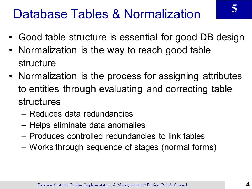 Text original presentations ppt download for Table design normalization