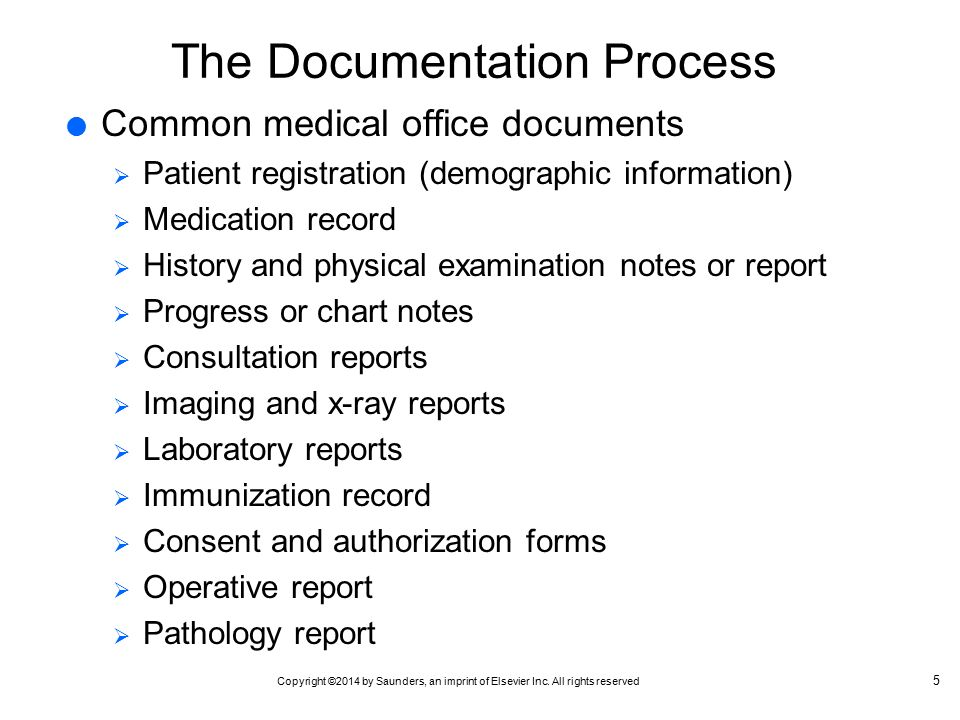 Insurance Handbook For The Medical Office Ppt Video