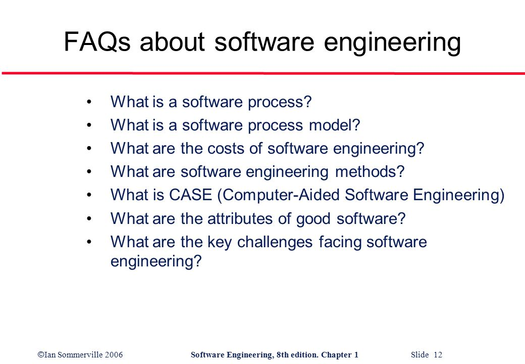 major challenges in software engineering Software engineering there is general agreement among software engineers on the major steps of a process can help participants meet the challenges and.