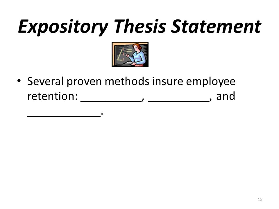 thesis statement employment Employment, thesis statement water pollution has had devastating effects on the environment, which include irreversible effects to the ocean's ecosystem, health.